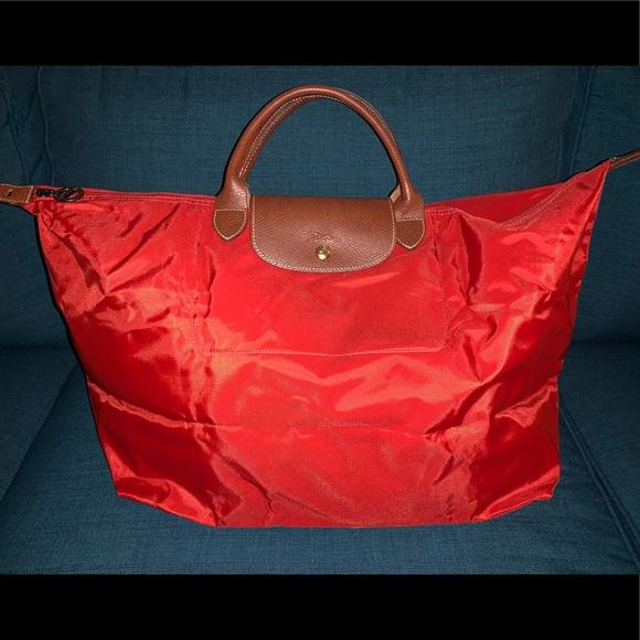 Longchamp Handbags - Longchamp Le Pliage Tote (Large)
